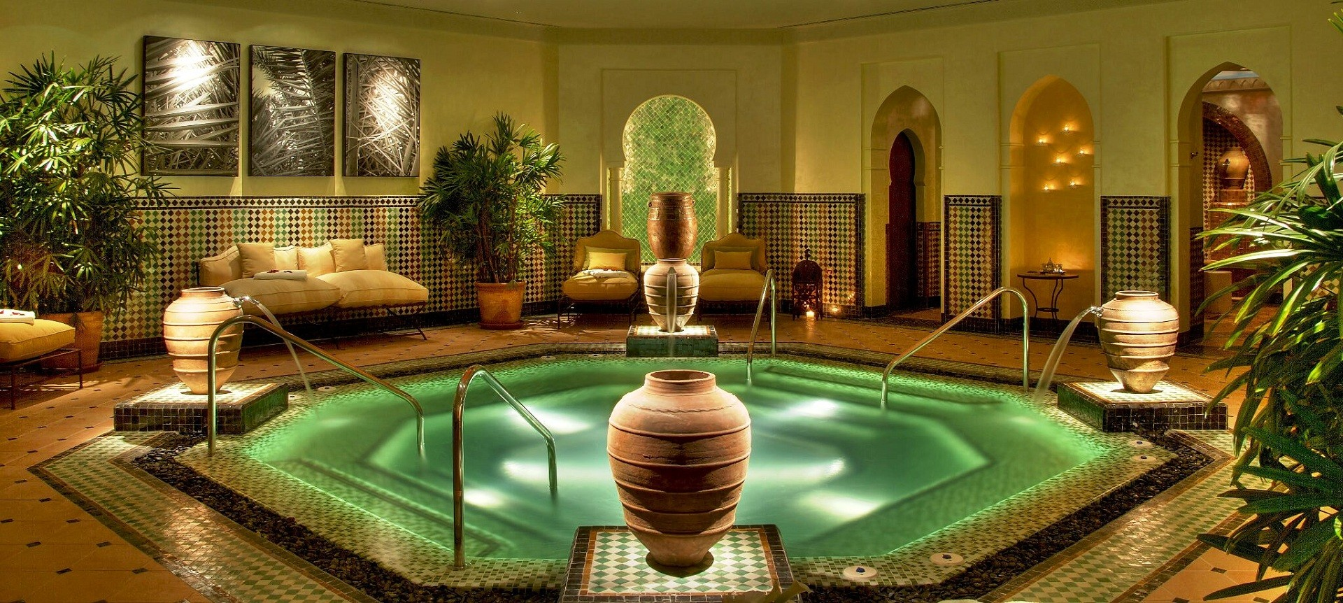 marbella s many spa and wellness centres. Black Bedroom Furniture Sets. Home Design Ideas