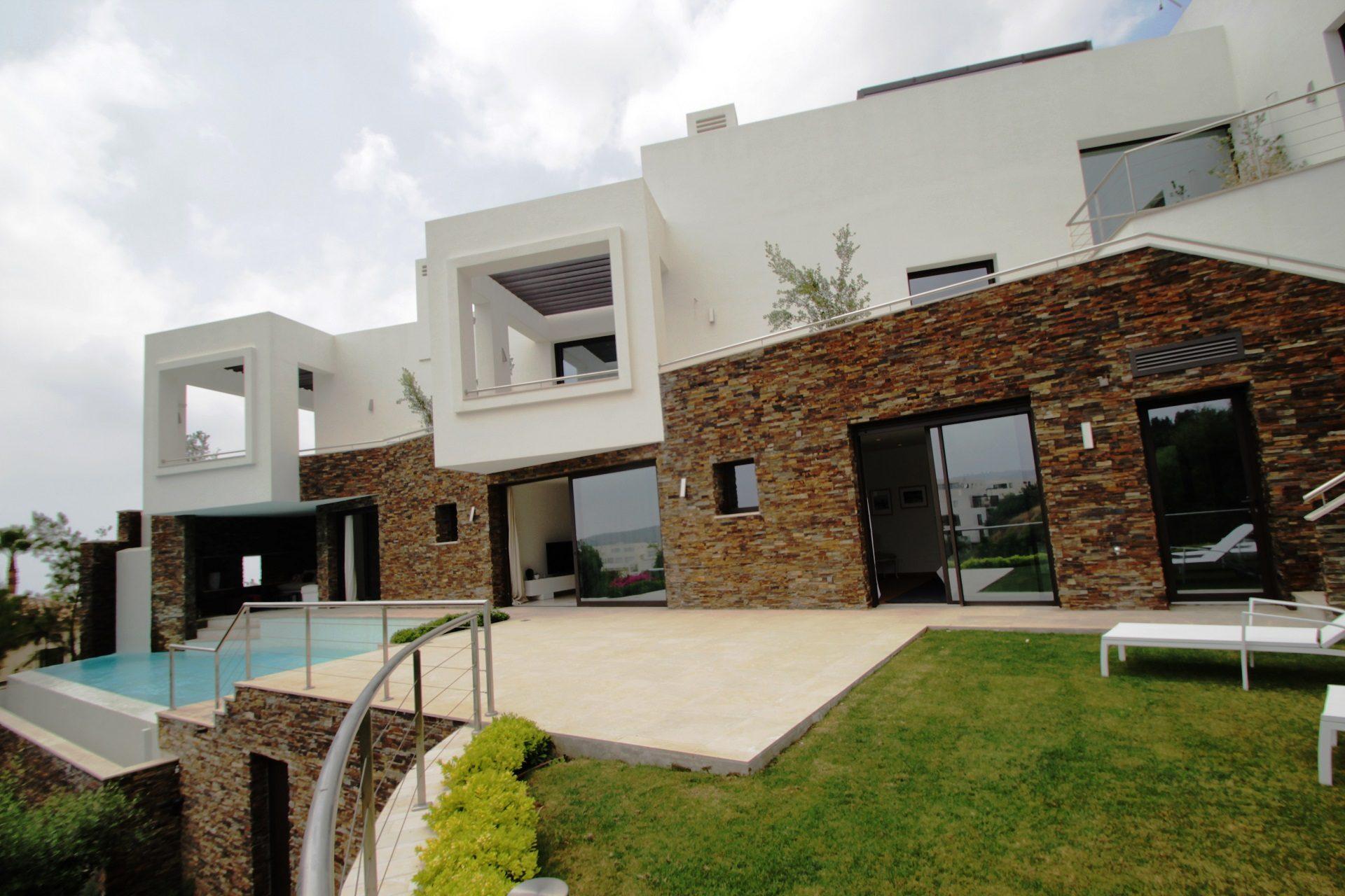 Villas En Marbella Modernas Y Con Estilo