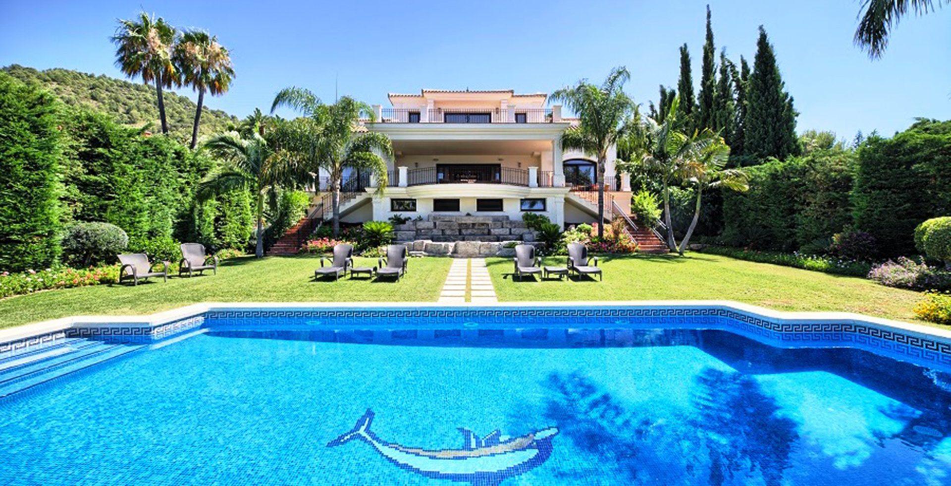 Luxury villas in marbella - Luxury homes marbella ...