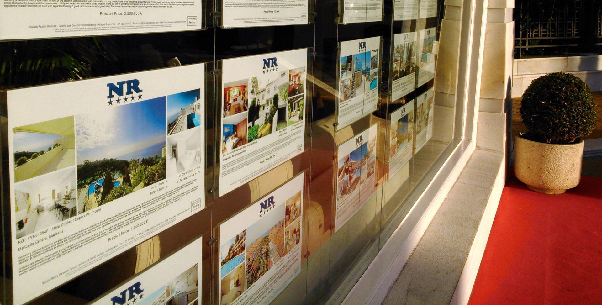 Properties in Marbella - Marbella Real Estate Agent