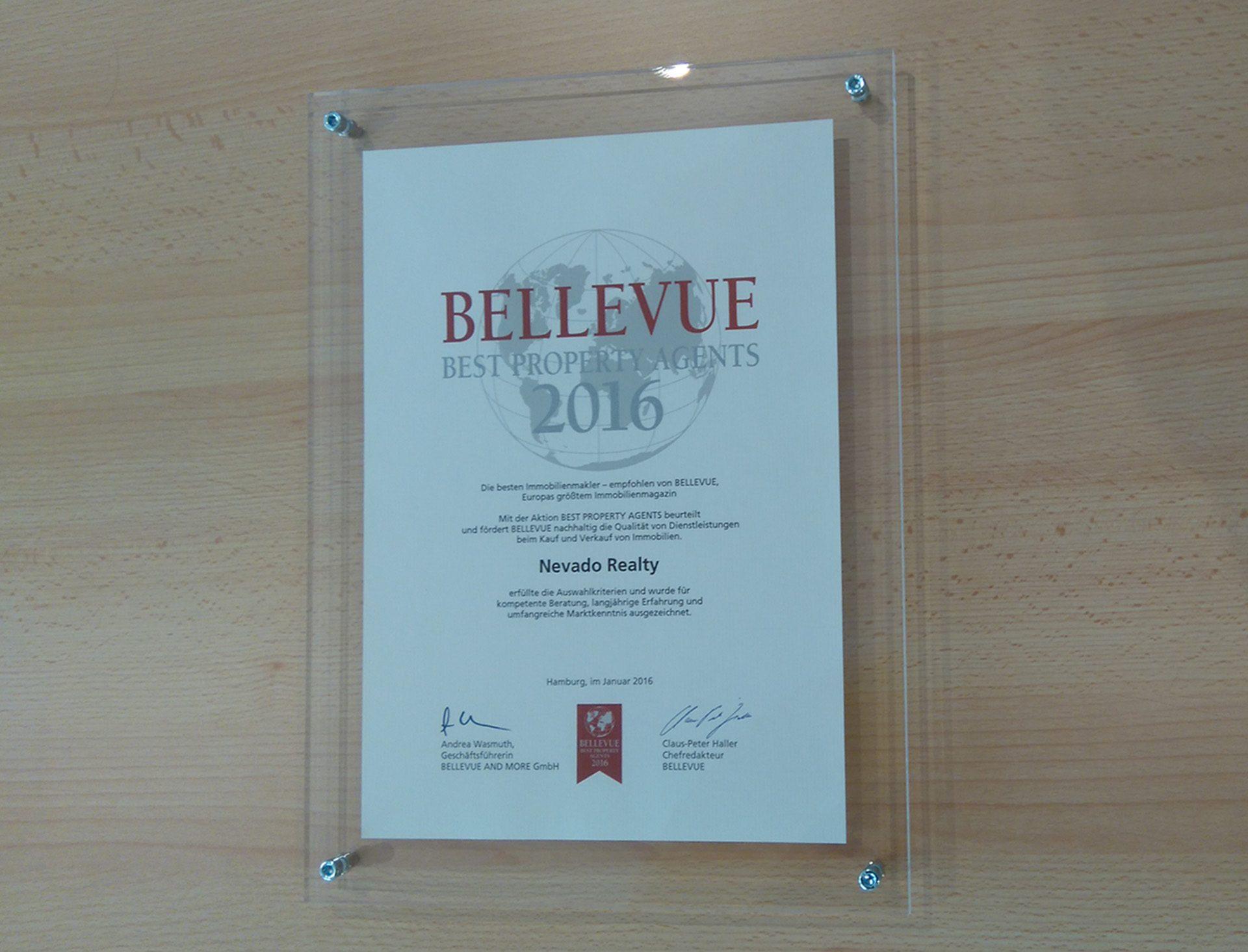 bellevue seal quality nevado realty
