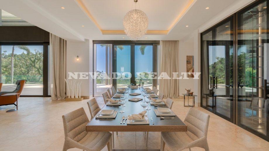 Luxury and modern villa in la Zagaleta Marbella