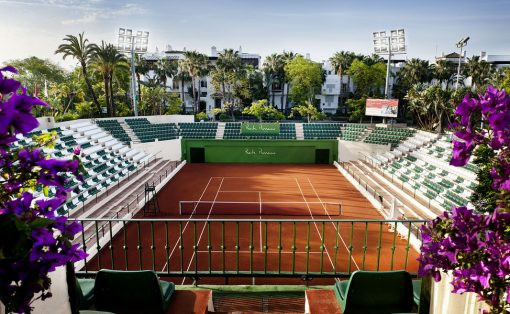 Marbella will host Davis Cup between Spain and Great Britain