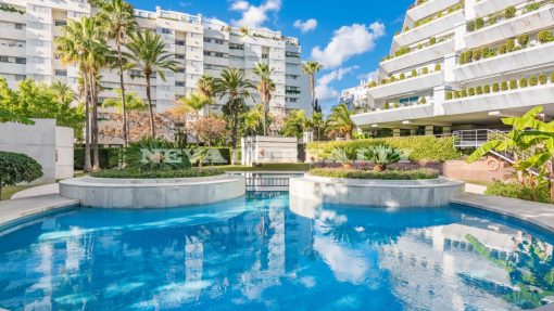 Cipreses del Mar in Marbella is living close to all amenities & beach