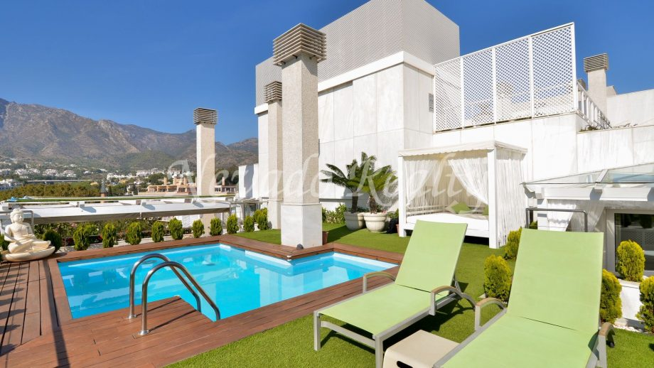 Why is the terrace one of the most requested features to buy a property in Marbella?
