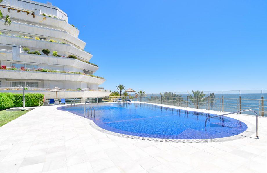 Apartamento en una de las mejores urbanizaciones de Marbella centro