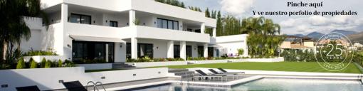 Porfolio de propiedades en Marbella