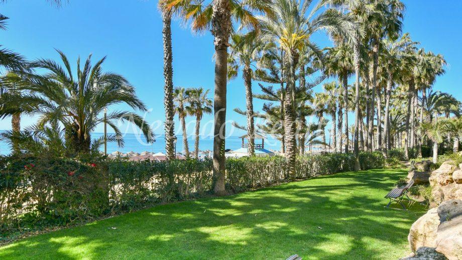 Urbanización de Las Cañas Beach