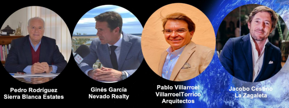 Conferencia de Ginés García, CEO de Nevado Realty