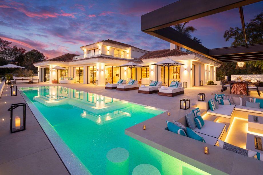 Villa junto a Club de Golf Las Brisas