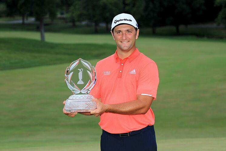 Jon Rahm número 1 del golf mundial tras vencer en el Memorial Tournament