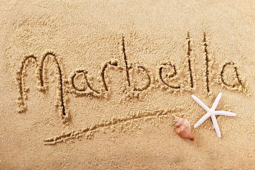 mejores playas de marbella - best beaches of marbella