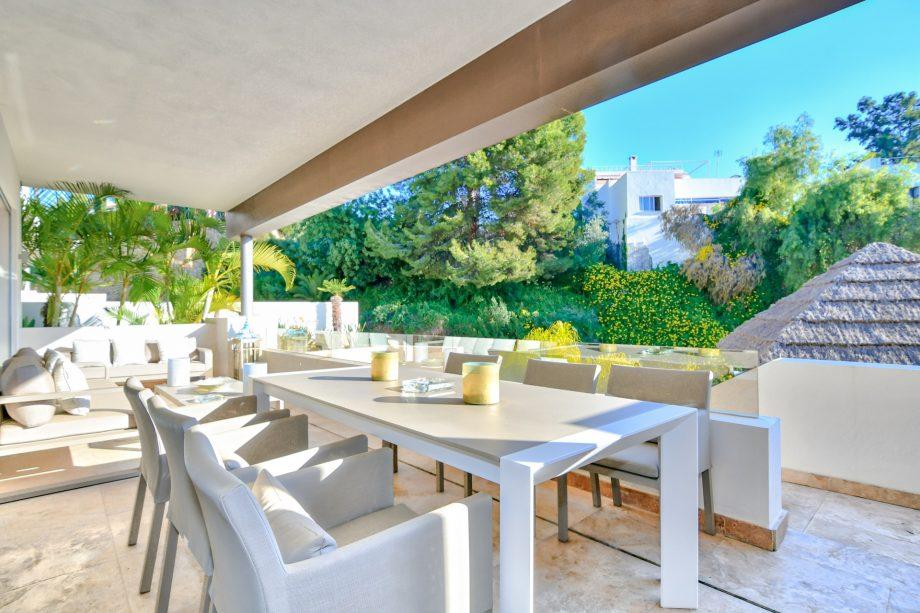 Villa de lujo en alquiler con derecho a compra en Marbella