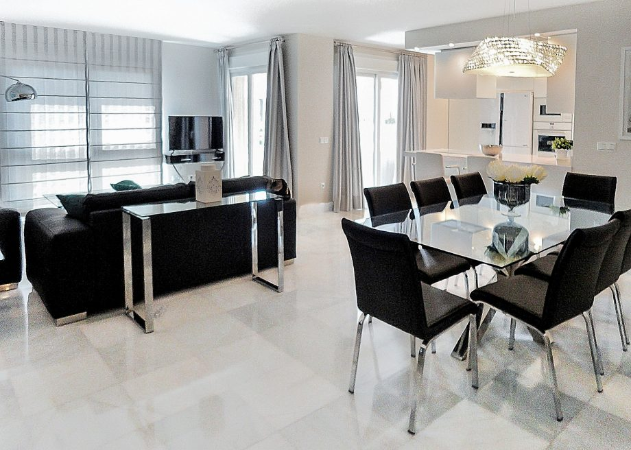 Apartamento en alquiler lado playa en Marbella centro