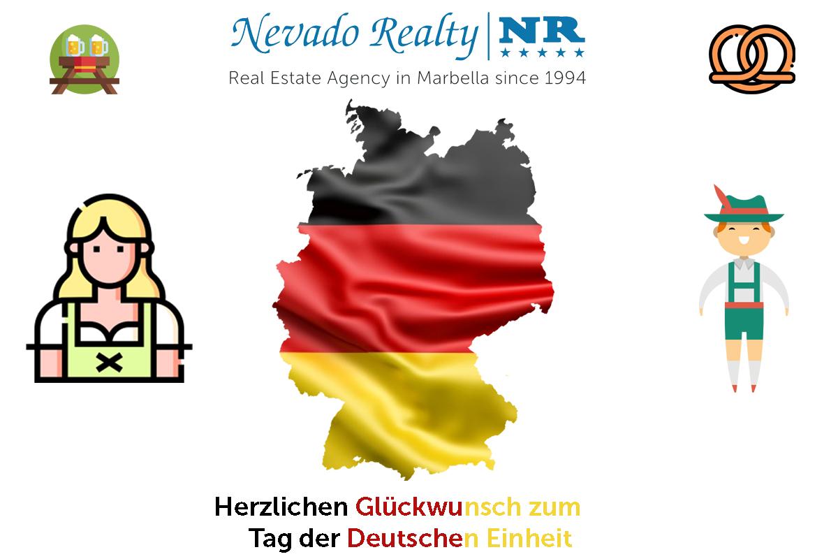 dia de la unidad de alemania