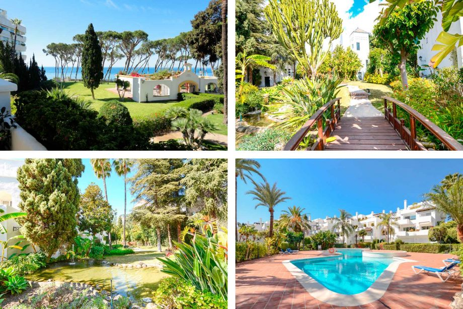 Living in Alhambra del Mar, your best option