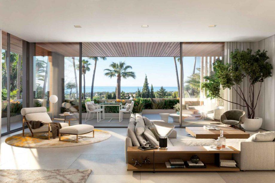 Villa pareada en Sierra Blanca, la mejor zona de Marbella