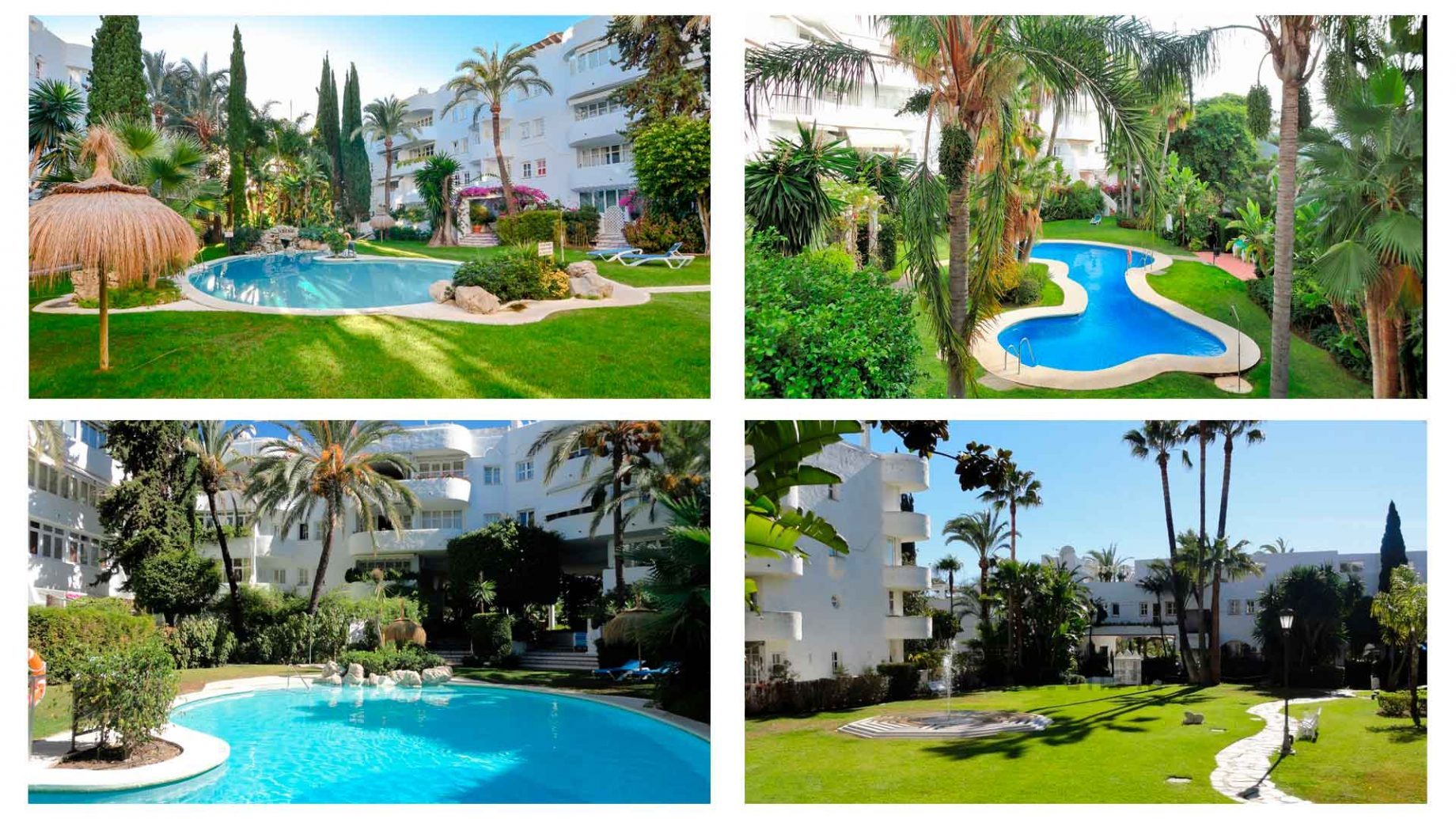 Marbella Real, apartamentos en Milla de Oro