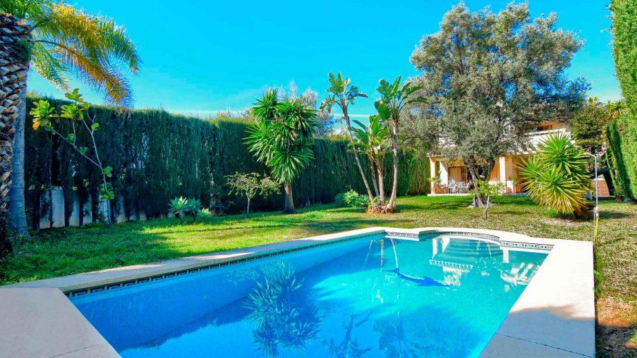 Villa en Marbella centro, Huerta Belón