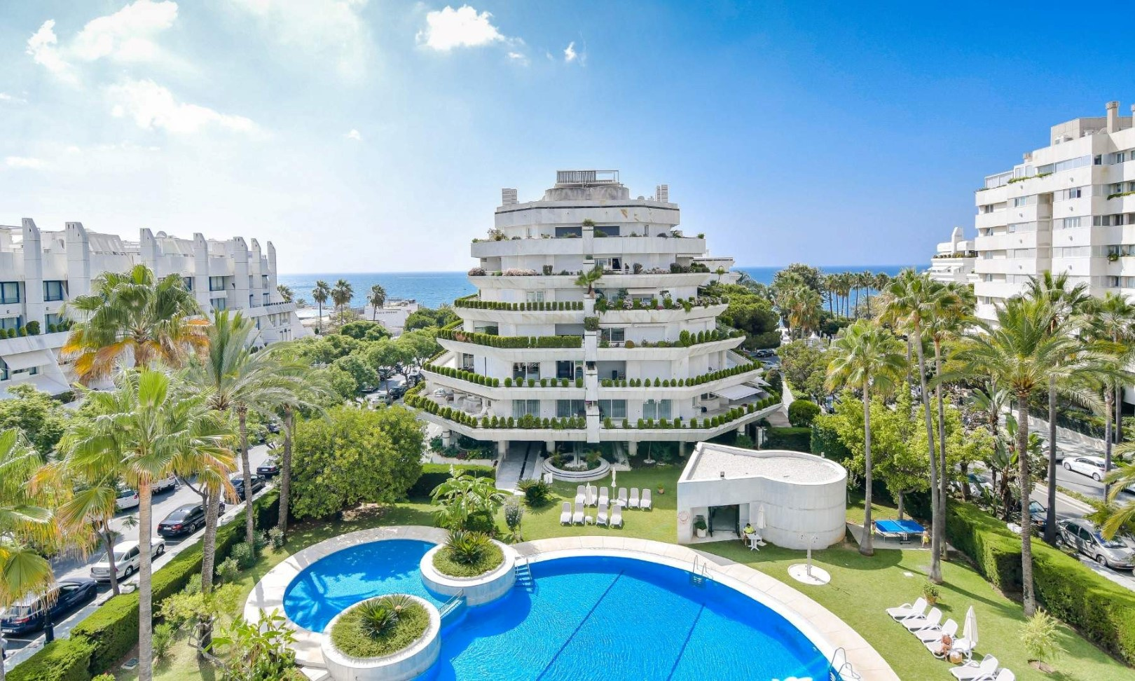 Properties for sale in Marbella Center