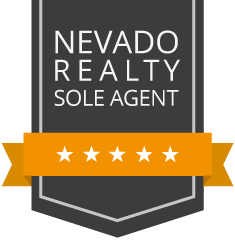 Nevado Realty sole agent