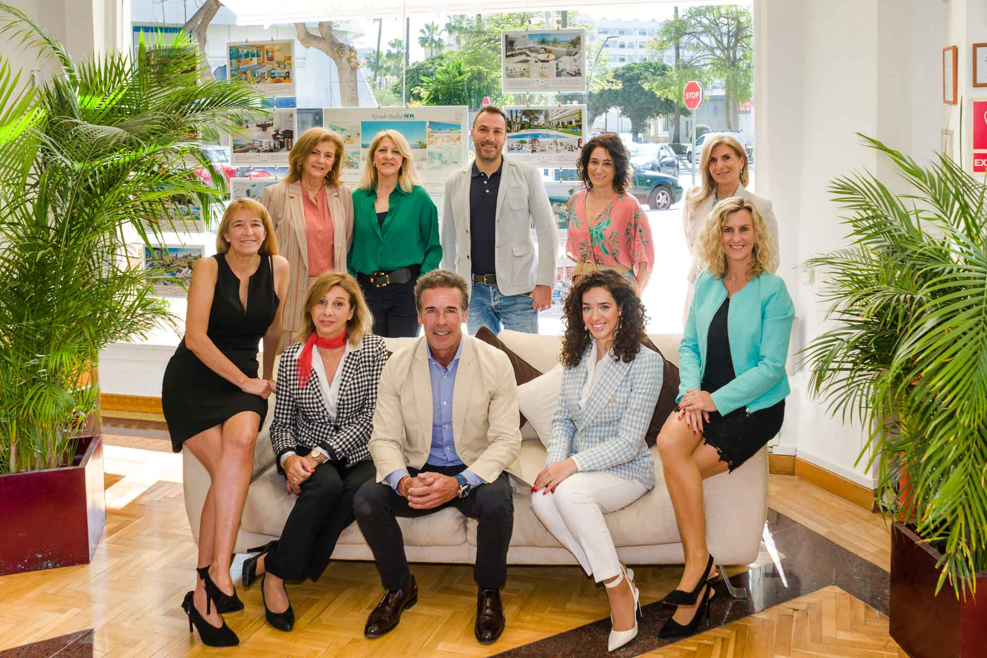Know Us - Nevado Realty Marbella